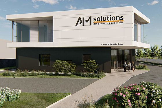 AM Solutions Printing Services