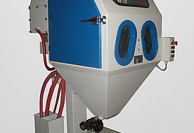 Manual wet blasting cabinet VB 100 H