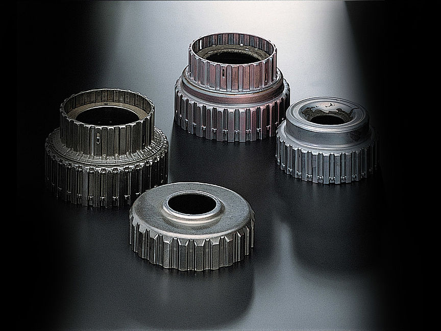 Coupling components
