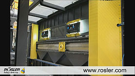 Engine block blast machine - RMBS - Shot blasting